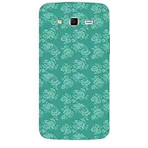 Skin4gadgets FLORAL Pattern 56 Phone Skin for SAMSUNG GALAXY GRAND 2 ( G7106)