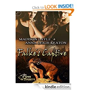 Falke's Captive (Puma Nights)
