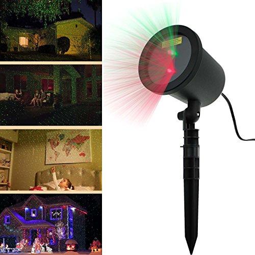 New!! Laser Landscape Projector Light for Garden Outdoor Holiday Decoration eBay