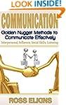 Communication: Golden Nugget Methods...