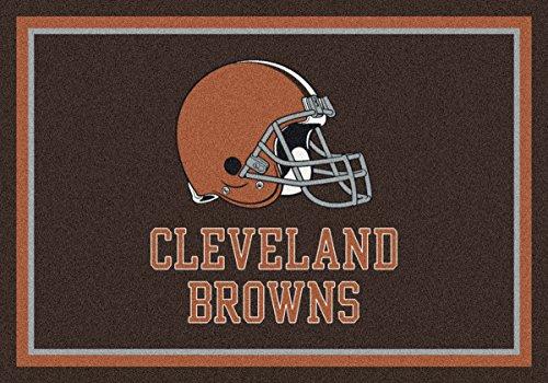 Cleveland Browns Milliken NFL Team Spirit Area Rug (10'9