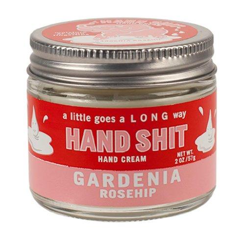 BlueQ Hand Shit Hand Cream-Gardenia and Rosehip