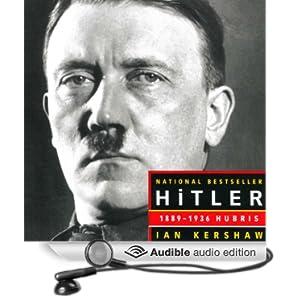 Amazon.com: Hitler 1889-1936: Hubris (Audible Audio ...