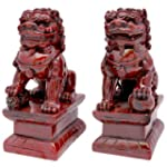 Oriental Furniture 6-Inch Male and Fe...