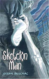 "Cover of ""Skeleton Man"""