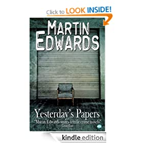Yesterday's Papers: Harry Devlin Series, Book 4