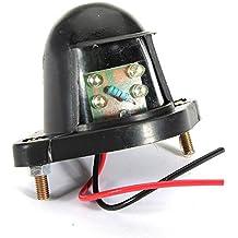 Alcoa Prime Universal 12v-24v LED Number Plate License Light Rear Tail Lamp For Trailer Truck Caravan Lorry Van...