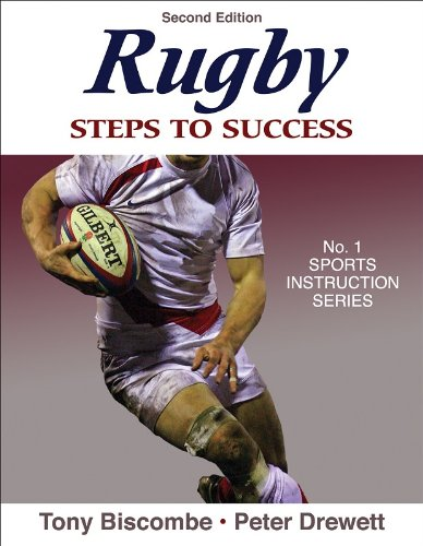 Rugby: Steps to Success - 2nd Edition (Steps to Success:...