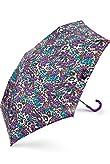 Blurred Leopard Print Umbrella with Stormwear� [T01-0991P-S]