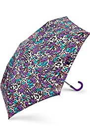 Blurred Leopard Print Umbrella with Stormwear� [T01-0991P-S]