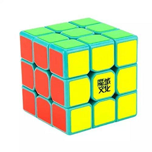 Formula Mo Yu Tang Long 3x3x3 Speed Cube Magic Green