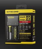 2014 New Nitecore i2 Smart Charger for 18350 16340 26650 18650 16340 AA/AAA Rechargeable LI-ion Battery