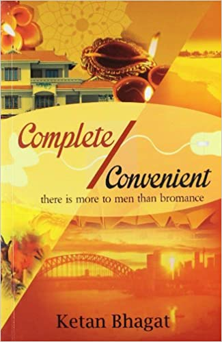 Complete / Convenient: There is More to Men than Bromance price comparison at Flipkart, Amazon, Crossword, Uread, Bookadda, Landmark, Homeshop18