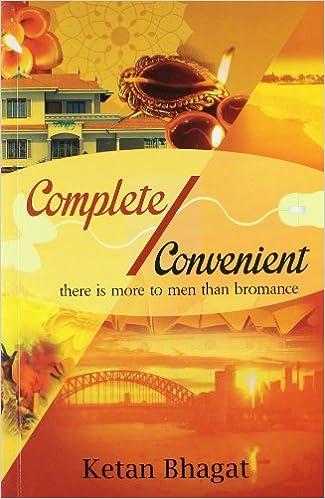 Complete / Convenient: There is More to Men than Bromance price comparison at Flipkart, Amazon, Crossword, Uread, Bookadda, Landmark, Homeshop18