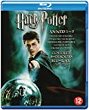 echange, troc Harry Potter : Années 1 à 5 - Coffret 5 Blu-ray [Blu-ray]