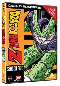 Dragon Ball Z Season 5 [DVD]