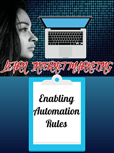Aweber - Enabling Automation Rules