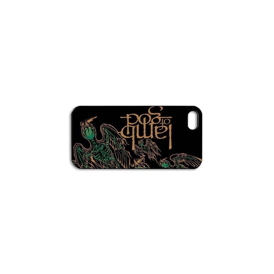 Anti Skid iphone 5 Back Case  Protector Music Band Lamb of God 15