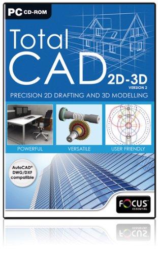 Focus Multimedia Totalcad2D3Dv2 Total Cad 2D-3D Version 2