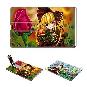 Woocoo, Rozen_Maiden, Anime_Comic_Game, ACG, Customized_USB, Flash_Drive, 4GB