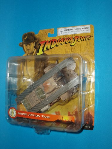 Indiana JOnes Disney Micro Action Tank