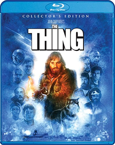 The Thing [Collector's Edition] [Blu-ray]