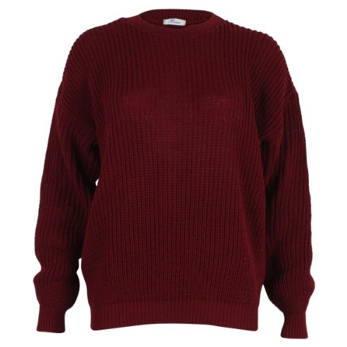 9l-womens-oversized-ladies-knitted-baggy-chunky-jumper-sweater-top