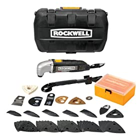 Rockwell RK5107K SoniCrafter 73-Piece Complete Professional Kit