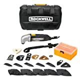 Rockwell RK5107K SoniCrafter 73-Piece Complete Professional Kit ~ Rockwell