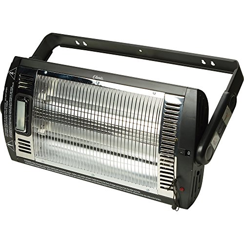 Ceiling-Mounted Garage/Workshop Heater with Halogen Light (Garage Ac Heat compare prices)