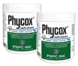 Phycox 120 Count Joint Support Soft Chew for Dogs 2 Pack (240 chews)
