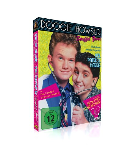 Doogie Howser - Staffel Zwei [4 DVDs]