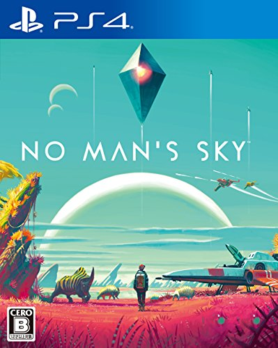 No Man's Sky 【Amazon.co.jp限定】 オリジナルPC壁...