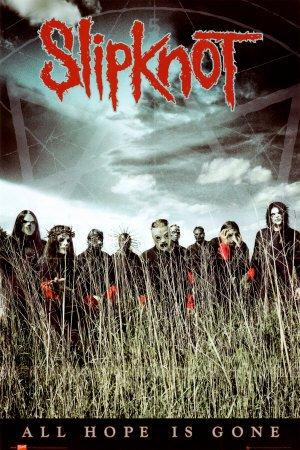 Poster Slipknot - All Hope - manifesto risparmio, cartellone XXL