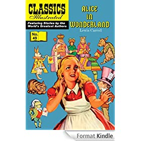Alice in Wonderland (with panel zoom) 			 - Classics Illustrated