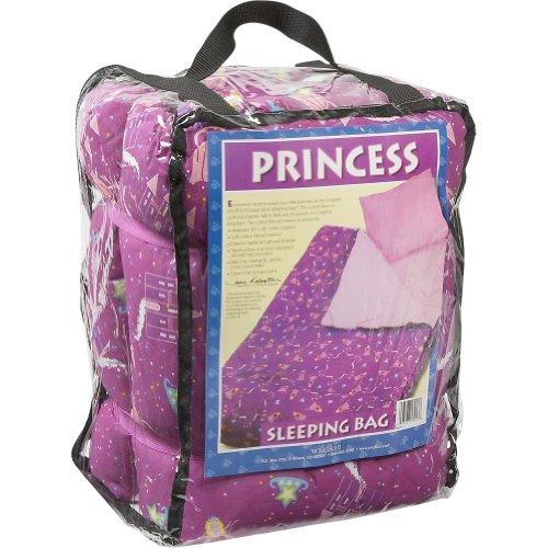 Wildkin Classic Collection Princess Sleeping Bag