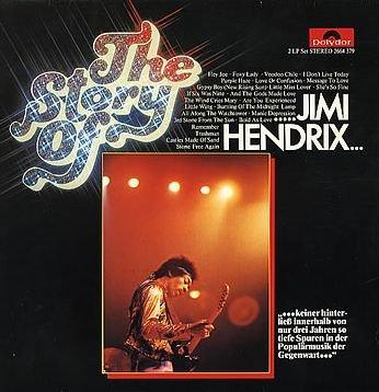 The Story Of Jimi Hendrix (2 Vinyl Set)