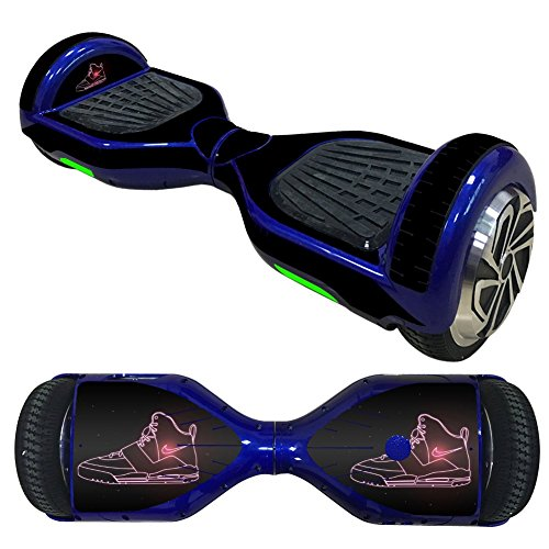 Best Deals! OYW Balance Board Hover Skins,Protective Vinyl Sticker Decals for 6.5 inches Self Balanc...