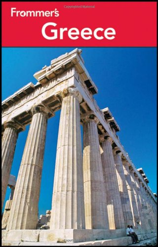 Frommer's Greece (Frommer's Complete Guides)