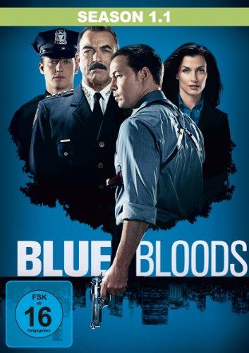 Blue Bloods - Season 1.1 [3 DVDs]