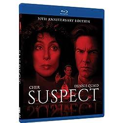 Suspect (30th Anniversary) [Blu-ray]