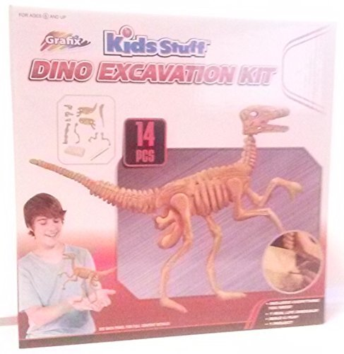 Dino Excavation Kit (14 Pcs) - 1