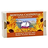 Montana Calendula Soap Laid In Montana 3.5 oz Bar
