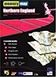 Northern England: Version 5: Region 4 (Ordnance Survey Landranger) Memory-Map