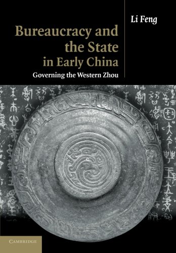 Bureaucracy and the State in Early China Governing the Western Zhou110760916X : image