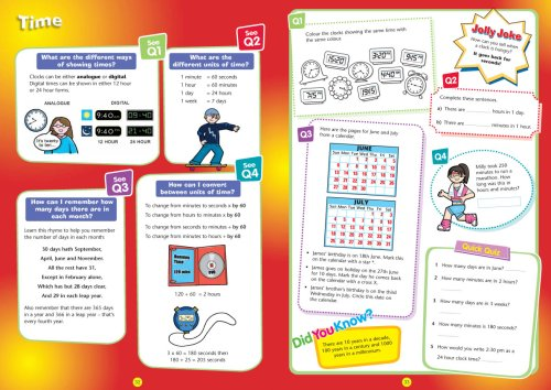 Key Stage 2 Maths: Age 10-11 (Collins Easy Learning Age 7-11): SATs Revision
