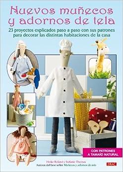 Nuevos munecos y adornos de tela / New Cloth Dolls and