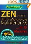 Zen and The Art of Motorcycle Mainten...
