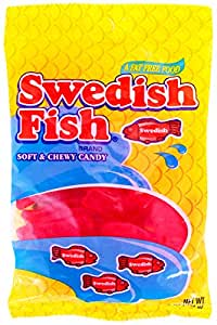 Swedish fish 8oz 226g bag grocery for Swedish fish amazon