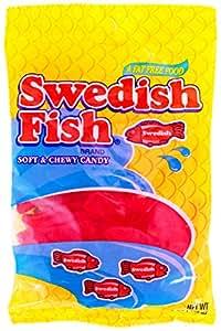 Swedish fish 8oz 226g bag grocery for Big bag of swedish fish
